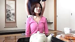 Hot japonese mother in law of