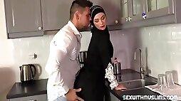 Arab Muslim Girlfriend