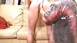Horny Teen european Girl suck Dick In Her Ass