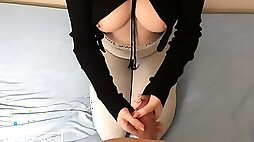 Horny Turkish Stepsister Bends Her Ass For Stepbros Cock
