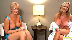 Raunchy Short Hair mother like to make love Gets A BIG BLACK COCK