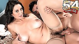 Put it in the hairy hole Persia Monir and Sergio