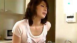 Naughty Asian Step Daughter