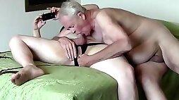 Grandpa Loves his SIssy