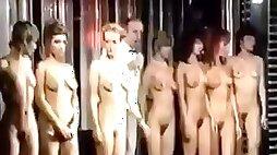 Vintage Nudist Paegent Compilation