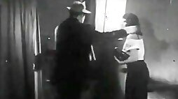 Amazing Woman gets Punished for Spying Vintage