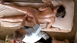 L.Feeling of A. rori school by birth Massage Parlor Shaved Pussy Creampie