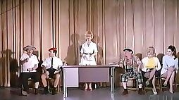 Burlesque The Lullaby Of Bareland 1964