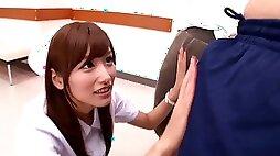 Cute nurse eiro chika