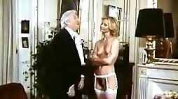 Old Hubby Get Anal For Delay